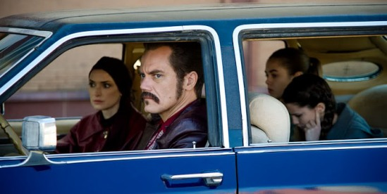Winona Ryder, Michael Shannon, The Iceman