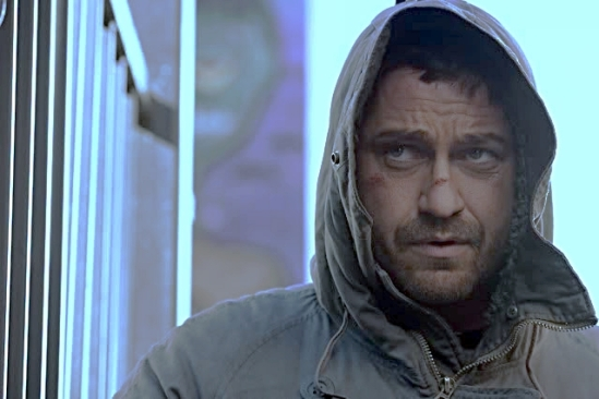 Gerard Butler, Kable, Gamer, Lionsgate, The Raven