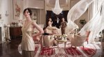 Elizabeth Debicki, Joel Edgerton, Carey Mulligan, Leonardo DiCaprio, Tobey Maguire, The Great Gatsby
