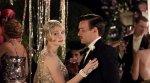 Carey Mulligan as Daisy, Joel Edgerton as Tom Buchanan,The Great Gatsby