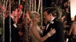 Carey Mulligan as Daisy, Joel Edgerton as Tom Buchanan, The Great Gatsby