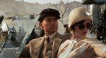 Tobey Maguire as Nick Carraway,  Elizabeth Debicki as Jordan Baker, The Great Gatsby