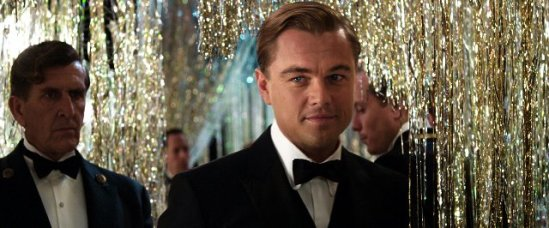 Leonardo DiCaprio, Baz Luhrmann,The Great Gatsby