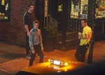 Liam Hemsworth, Lucas Til, Paranoia, Philadelphia
