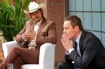 Brad Pitt, Michael Fassbender, The Counselor