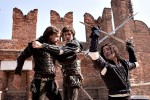 Ed Westwick, Douglas Booth, Tom Wisdom, Romeo and Juliet