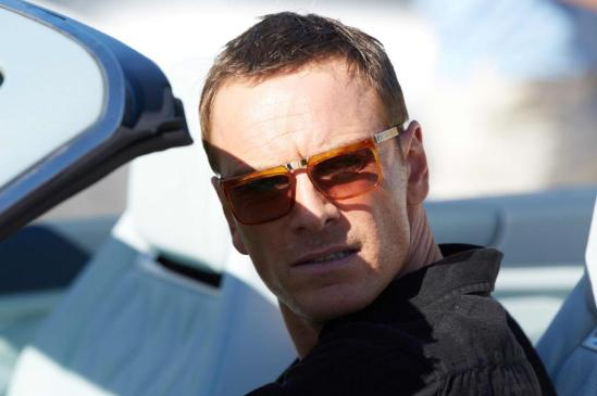 Michael Fassbender, The Counsellor