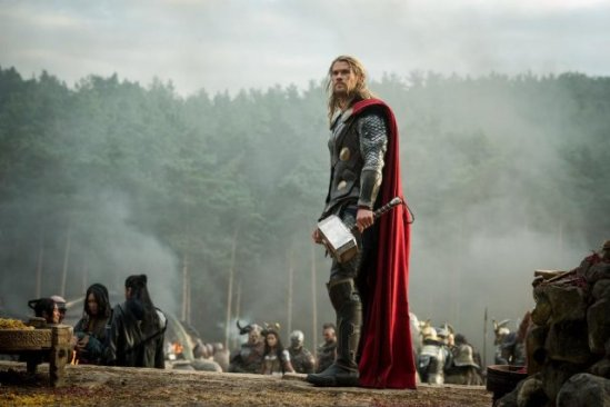 Chris Hemsworth, Thor, movie