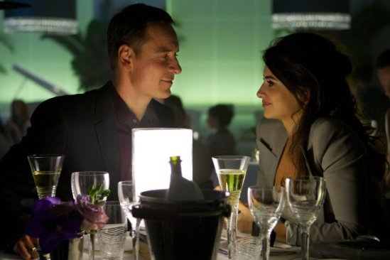 Michael Fassbender, Penelope Cruz, The Counselor, movie