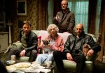 James McAvoy, Ruth Sheen, Peter Mullan, Mark Strong Welcome to the Punch, movie
