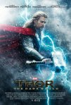 Poster, Thor: The Dark World with Chris Hemsworth