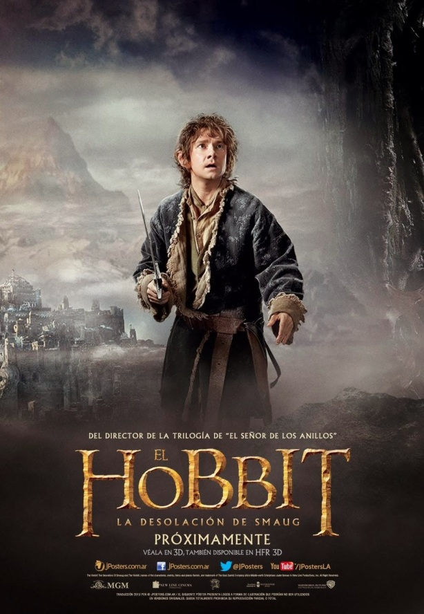 Martin Freeman, Bilbo Baggins, movie, The Hobbit: The Desolation of Smaug