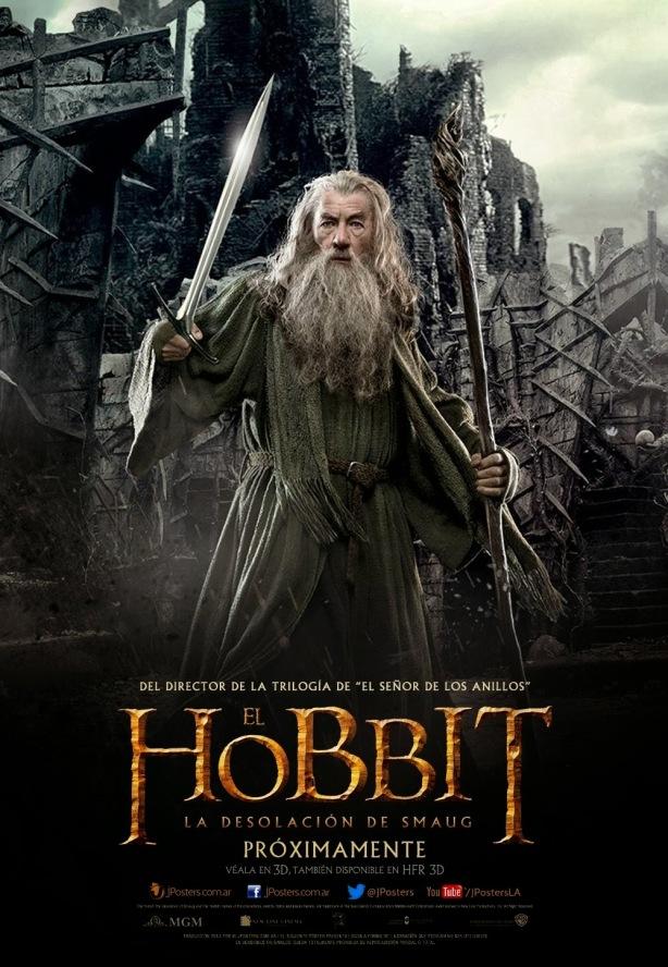 Ian McKellen, movie, Gandalf, The Hobbit: The Desolation of Smaug