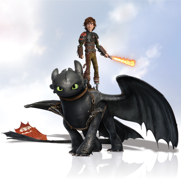 How to Train Your Dragon 2, movie, still, Hiccup, Toothless, Jay Baruchel, sequel