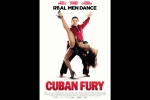 Nick Frost, poster, movie, Cuban Fury