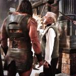 "Hercules, Dwayne ""The Rock"" Johnson, movies, stills, on set"