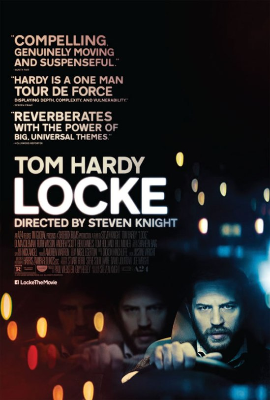 Locke, movie, poster, Tom Hardy