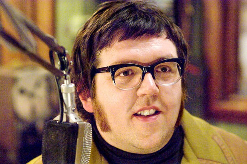 Nick Frost in Pirate Radio | JMHO-musings of a celluloid junkie