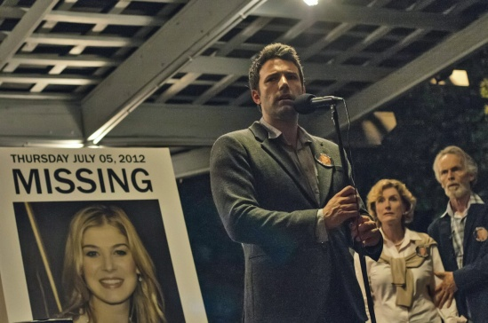 Ben Affleck, Gone Girl, still, movie
