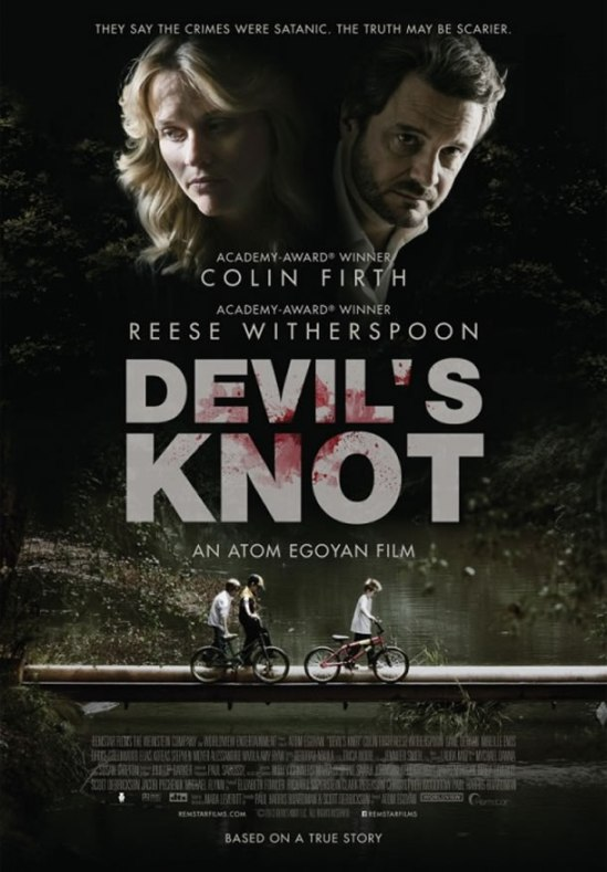 Devil's Knot, movie, poster, Reese Witherspoon, Colin Firth