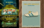 The Life Aquatic with Steve Zissou, movie, Wes Anderson, poster