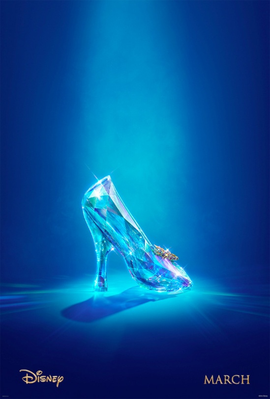 Cinderella, poster, movie