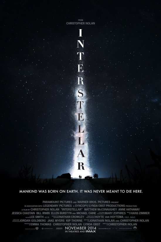 Interstellar, poster, trailer, movie, Matthew McConaughey, Christopher Nolan