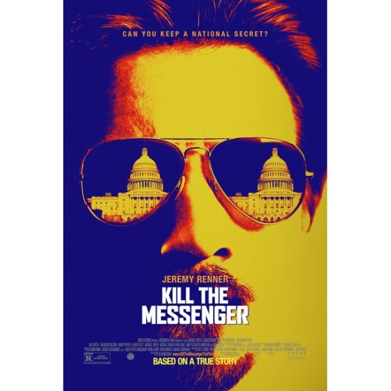Kill the Messenger, movie, poster, Jeremy Renner