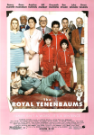 The Royal Tenenbaums, poster, movie, Wes Anderson