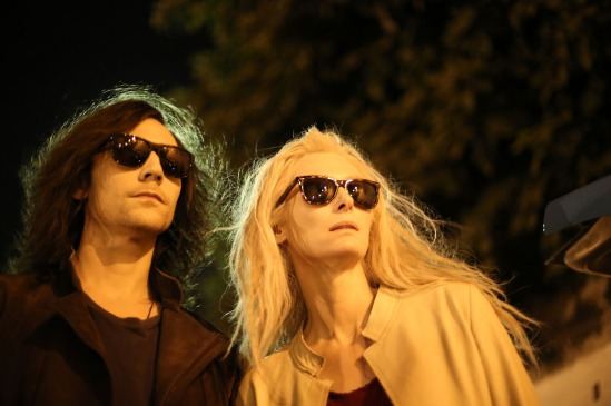 Only Lovers Left Alive, movie, still, Tom Hiddleston, Tilda Swinton