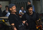Expendables 3, Antonio Banderas, movie, still, Sylvester Stallone, Jason Statham