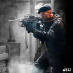 Expendables 3, movie, still, Sylvester Stallone, Jason Statham