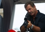Expendables 3, movie, still, Sylvester Stallone, Jason Statham, Mel Gibson