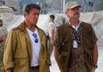 Expendables 3, movie, still, Sylvester Stallone, Jason Statham, Kelsey Grammer