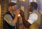 Expendables 3, movie, still, Sylvester Stallone, Jason Statham, Wesley Snipes