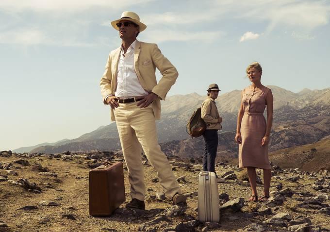 Viggo Mortensen, Oscar Isaac, Kirsten Dunst, movie, still