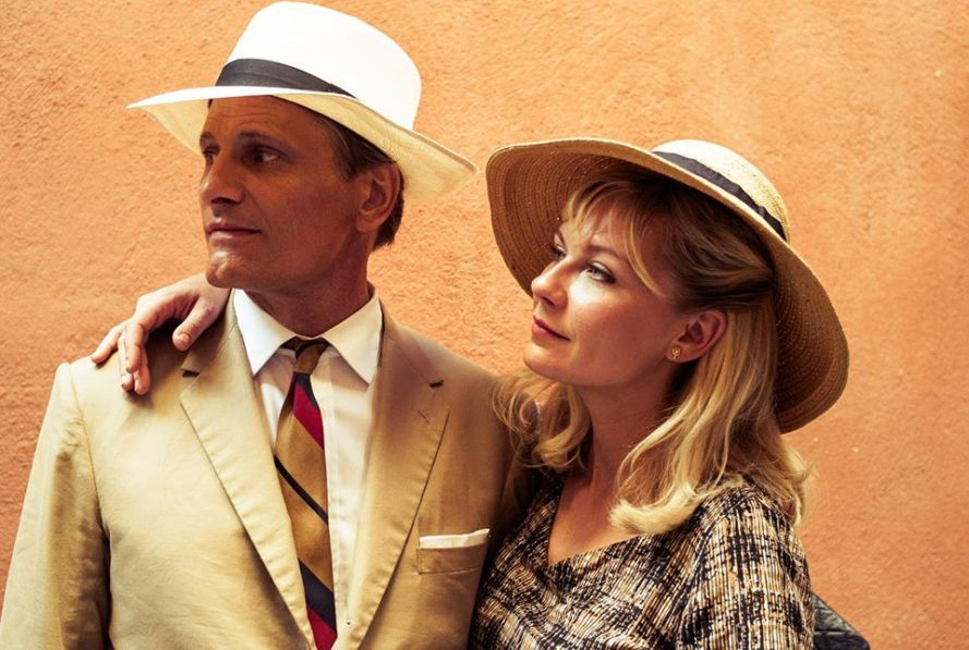 Viggo Mortensen, Kirsten Dunst, movie, still, The Two Faces of January