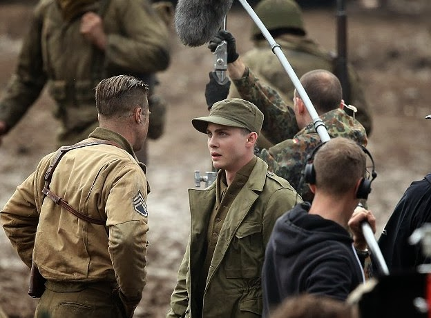 Brad Pitt Haircut In The Movie Fury Limitless 2015 Episodes