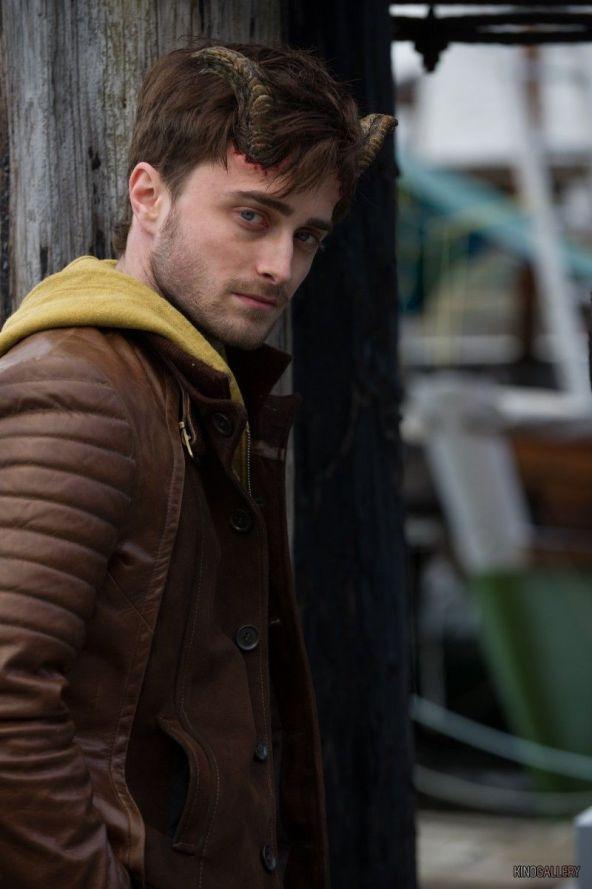 Horns, photo, movie, Daniel Radcliffe