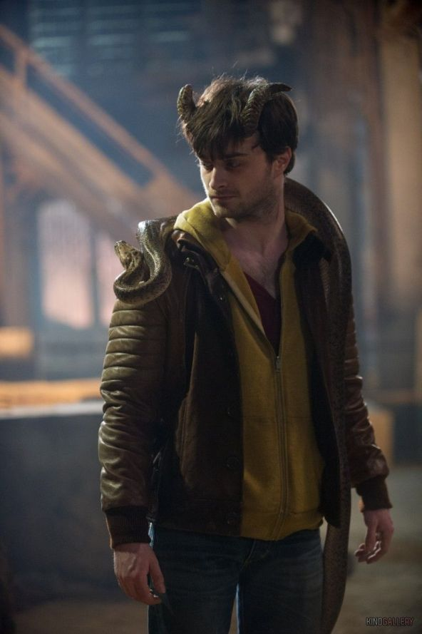 Horns, photo, movie, Daniel Radcliffe
