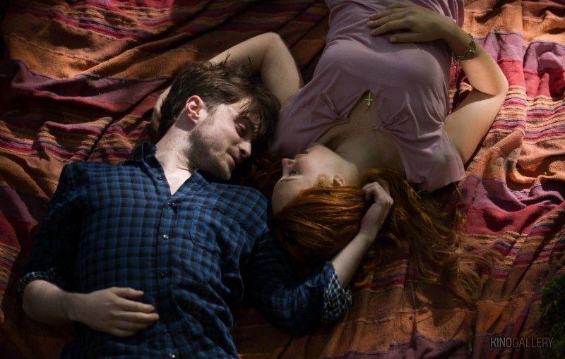 Horns, photo, movie, Daniel Radcliffe, Juno Temple