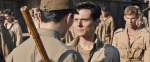 movie, photo, Jack O'Connell, Angelina Jolie, Louis Zamperini, Unbroken