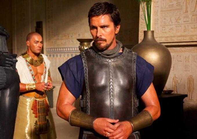 oel Edgerton in Exodus: Gods and Kings
