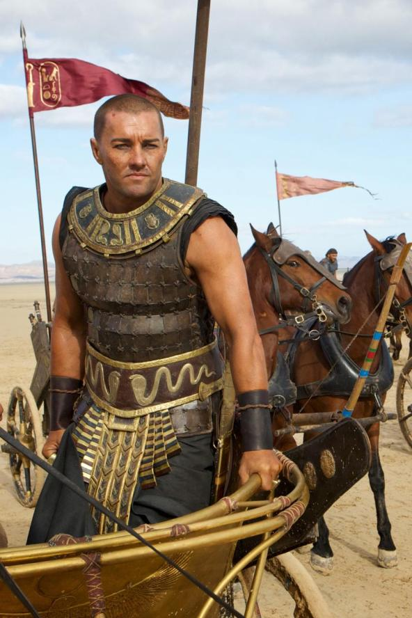 Exodus: Gods and Kings, movie, photo, Sir Ridley Scott, Christian Bale, Joel Edgerton