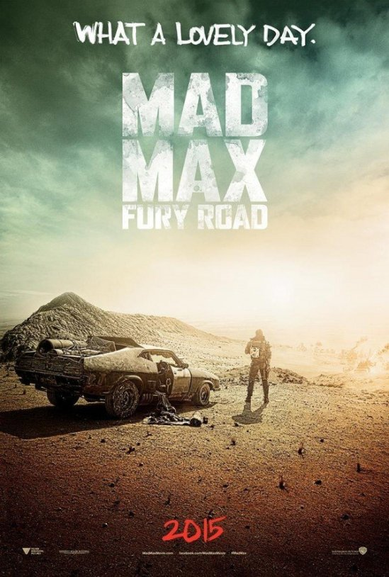 Mad Max: Fury Road, Tom Hardy, Charlize Theron, George Miller, poster, movie
