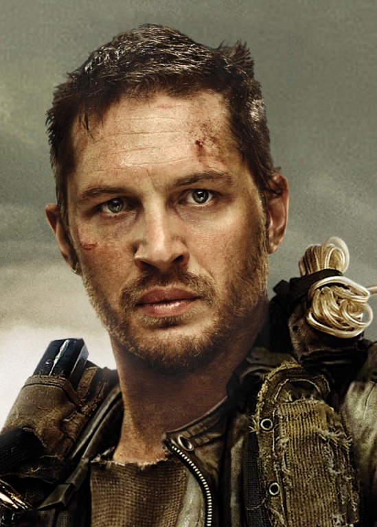Mad Max: Fury Road, movie, photo, Tom Hardy