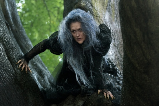 Into the Woods, movie, musical, Rob Marshall, Meryl Streep, Stephen Sondheim, photo