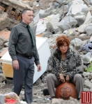 Ray Winstone, Robert Carlyle, The Legend of Barney Thomson, movie, photo, Emma Thompson