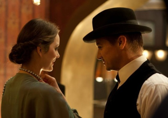 Marion Cotillard, Jeremy Renner, photo, The Immigrant, movie