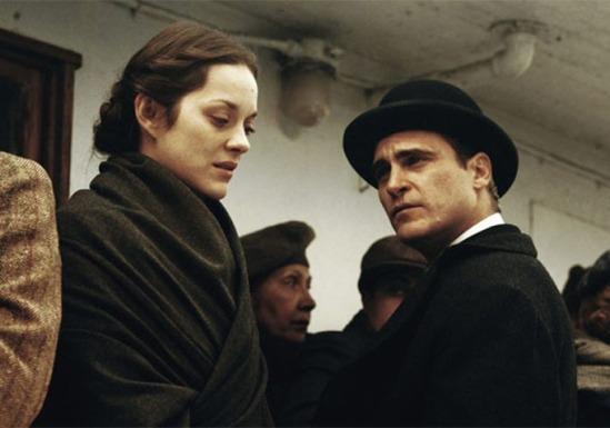 Marion Cotillard, Joaquin Phoenix, photo, The Immigrant, movie